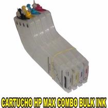 Kit Recarregável Hp940 8000 8500 K5400 K8600 L7780 K550 88