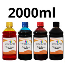 Kit 4 Tinta Para Canon Pg40 + Cl41 Mp190 Mp160 Mp150 Mp210