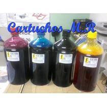Tinta Preta 500ml Recarga Cartucho Impressora Epson / Tx Tx