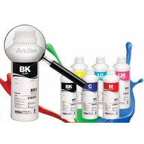 Tinta Sublimatica Inktec P/ Transfer - Frasco 100ml Ink Tec