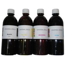 500ml Tinta Para Cartucho Recarregável / Bulk Ink Tx115 T24
