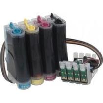 Bulk Ink P/ Impressoras Epson T22 Tx122 + 400ml De Tintas