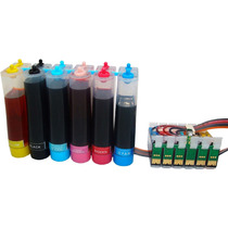 Bulk Ink Tx730 Tx720 T50 R290 R270 Com Tintas Formulabs