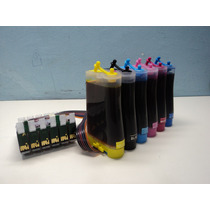 Bulk Ink Para Impressora Epson T50/r290/tx720w+tinta