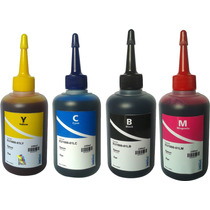 Tinta Corante Inktec Para Impressoras Epson 100 Ml De C/ Cor