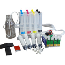 Bulk Ink T25 Tx123 Tx125 Tx135 + Dispenser