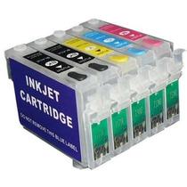 Cartucho Recarregável P/ Impressora Epson T1110 + Tinta