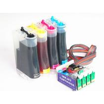 Bulk Ink Xp 201, Xp 204, Xp 214 E 401 + Tinta Corante Inktec