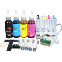 Bulk Ink Xp214 Xp204 Xp201 Xp401 Xp411 + 400 Ml De Tinta