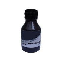 100ml Tinta Sublimática Preta Black Xp214 L355 365 L210 L220
