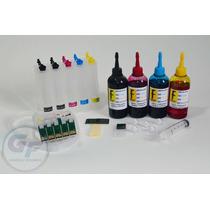 Bulk Ink P/ Epson T33 T1110 Com 500 Ml Tinta Formulabs