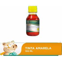 100ml Tinta Sublimática Amarela+perfil De Cores+envio Rápido