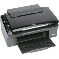 Reset Impressora Epson Tx105