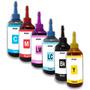 Refil Tinta Epson Para Impressora T50 R290 L800 1430w