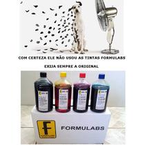4, Litro,tinta,impressora,epson /borthers Todos Os Modelos