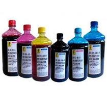 Kit Com 6x500ml Tinta Formulabs Epson T50 R290 L800 1430w