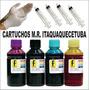 Refil Tinta Epson Para Impressora L200 L355 L100 L800 2litro