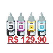 Refil Tinta Original Epson L110 L200 L210 L335 Só R$ 129,90!