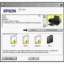 Código Tintas Epson L800 E L200! Gerador De Código