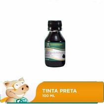 100ml Tinta Sublimática Preta+perfil De Cores+envio Rápido