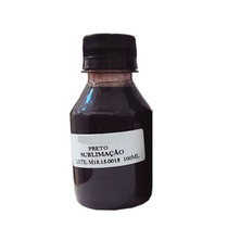 Tinta Sublimática Black 100ml Preta L355 L365 L210 L110 L220