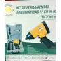 Kit De Ferramentas Pneumáticas A Ar 1/2