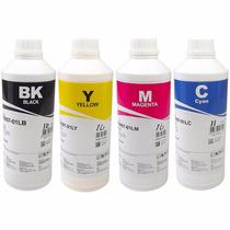 Tinta Pigmentada Inktec Para Epson Kit 4 Refil De 500 Ml