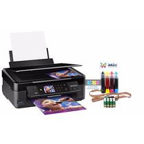 Multifuncional Epson Xp 411 Com Bulk Ink Tinta Pigmentada