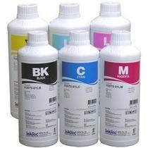 Tinta Corante Inktec Para Epson - Frascos De 1 Litro