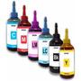 Kit Com 6x100ml Tinta Formulabs Epson T50 R290 L800 1430w
