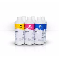 Tinta Pigmentada Inktec Para Epson 250ml 4 Refil
