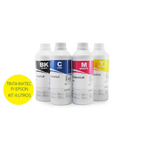 4 Litros Tinta Corante Inktec Para Impressoras Epson