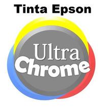 Tinta Ultra Chrome K3 Epson Pro - 1 Litro - Ploter - 8 Cores