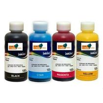 Kit 4 Cores Tinta Sublimatica Inktec Epson L355-l210-l200