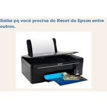 Reset Epson T1110 Destravar- Luz Piscando