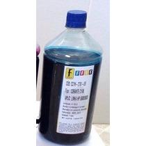 Tintas Cyan Azul P Recarga Cartucho Impressora Epson 1litro