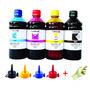 2,2 L Refil De Tinta P/ Impressoras Epson L210 L355 L555
