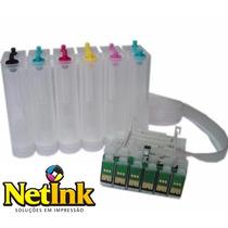 Bulk Ink Para Impressora R200,r220,r300,r320
