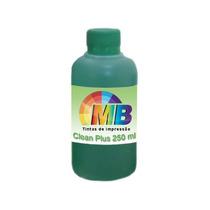 250ml Solução Limpeza Clean Cabeças Bulk Cartuchos Tinta