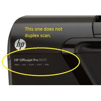 Impressora Multifuncional Hp 8600 Pro, Novissima!!!!