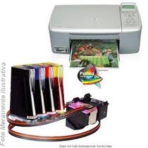 Bulk Ink Para Impressora Hp 2610 Com Anti Refluxo