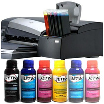 Bulk Ink Hp Designjet 10ps 20ps 50ps 120nr Plotter 84 11 82