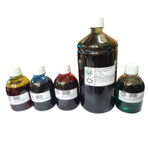 Tinta Corante Hp 1 Litro Preto+750ml Color+snap Fill+clean