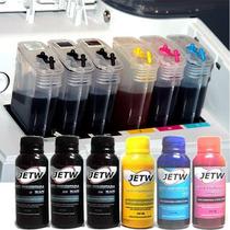 Bulk Ink Hp Designjet Plotter Hp T610 T1100 T1200 T710 T770