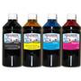 Tinta Hp Específica - Kit 4000 - 4 Cores - 1 Litro Cada Cor