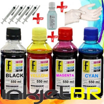 Kit 2450 Tinta Hp Recarga Cartucho Hp 662 122 901 74 60 Xl