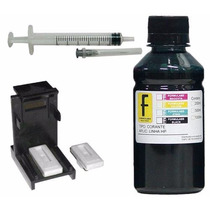 Kit Tinta Recarga Cartuchos Hp 500ml + Snap 122 60 662 675
