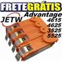 Cartucho Recarregável Hp Advantage 5525 4615 4620 4625 Chip