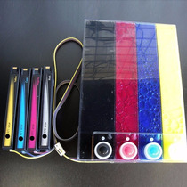 Kit Bulk Ink Para Pro X476 + 4 Litros Tinta Pig Específica.