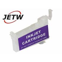 Cartucho Bulk-ink Individual Reposição Xp201 214 401 S/chip